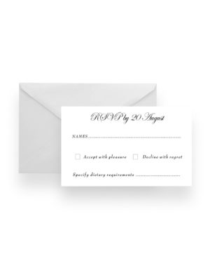 004 Modern Minimalist RSVP Card WEB