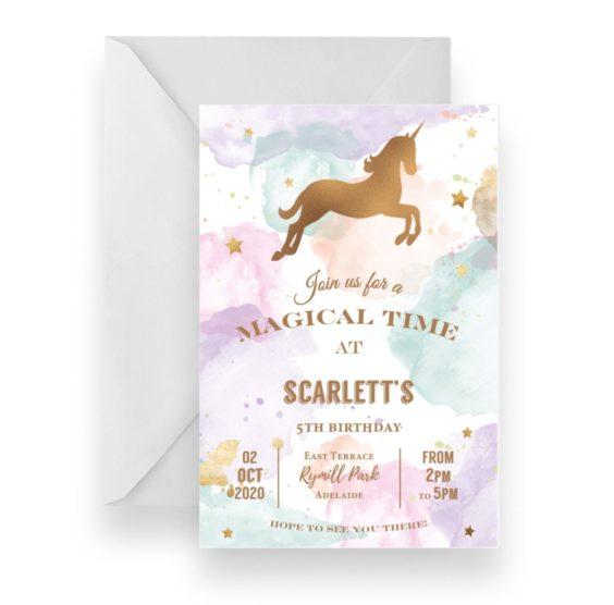 025 Scarlett Unicorn