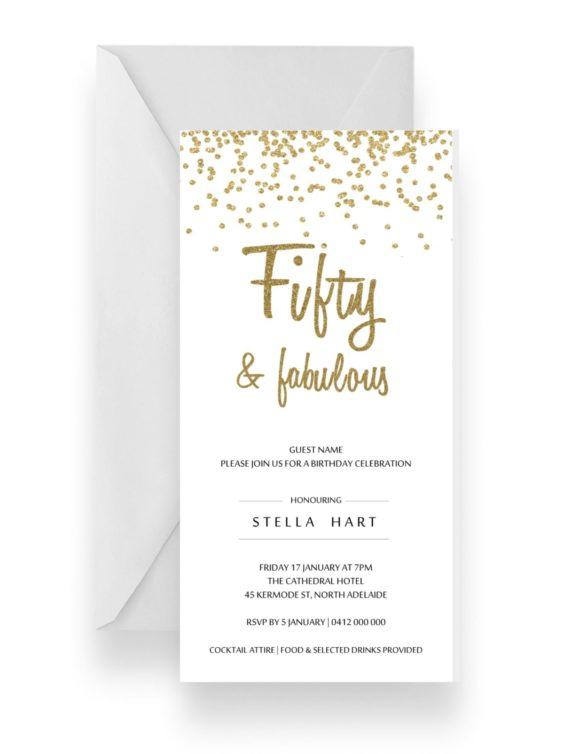 058 Fabulous Glitter Confetti